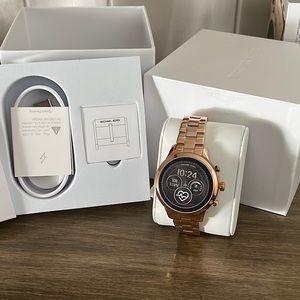 Michael Kors Access Gen 4 Runway Bracelet Touchscreen Smart Watch 41mm